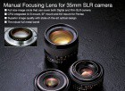 Фото  Voigtlander APO-Lanthar 90 mm F3,5 SL II Close Focus Canon - объектив с байонетом Canon