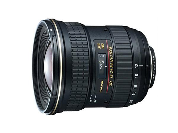 Купить -  Объектив Tokina AT-X PRO DX II 12-24mm f/4.0 (Canon)