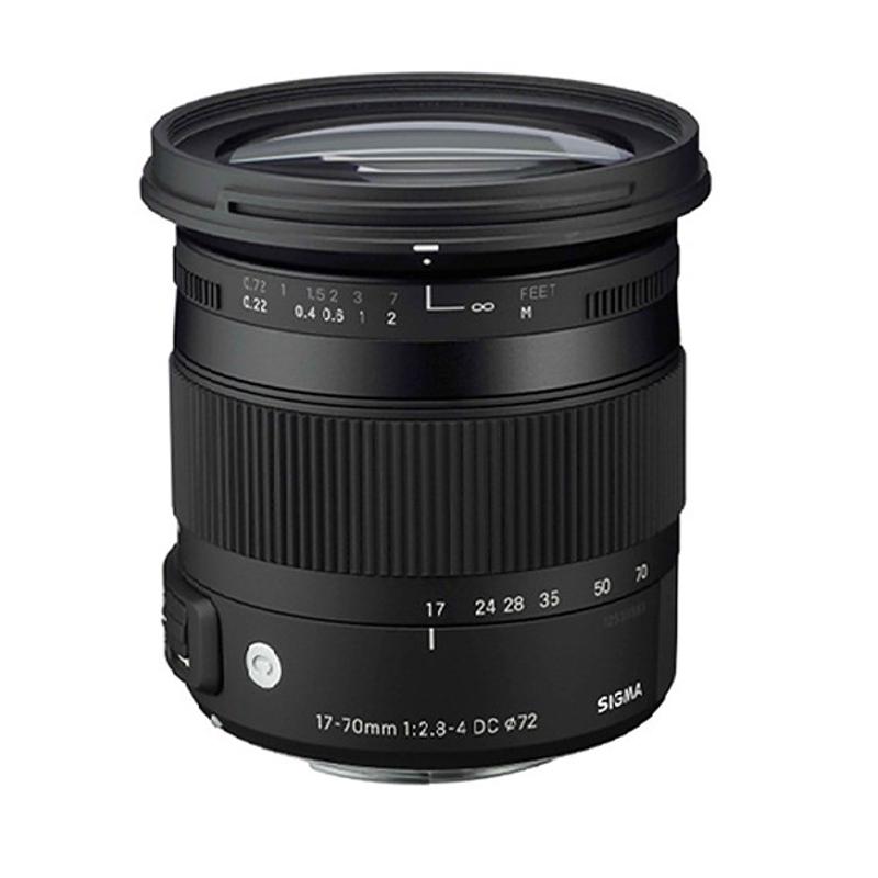 Купить - Sigma Sigma 17-70mm f2.8-4 DC Macro OS HSM Contemp for Nikon