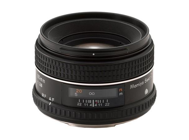Купить -  MAMIYA_311030 Mamiya sekor AF 80mm F2.8 D lens W/hood