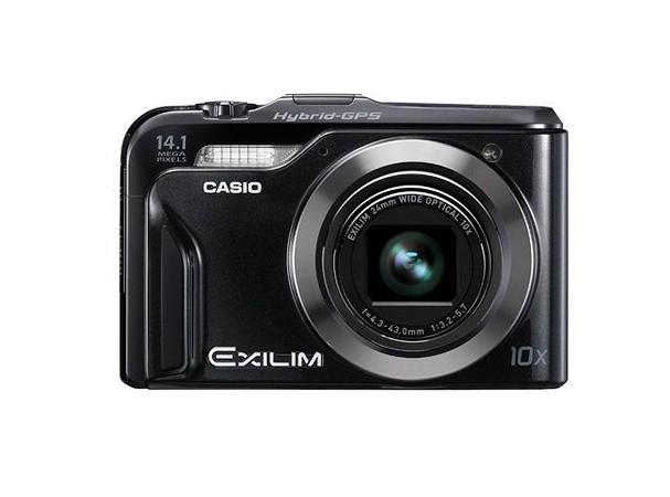 Купить -  Casio Exilim EX-H20