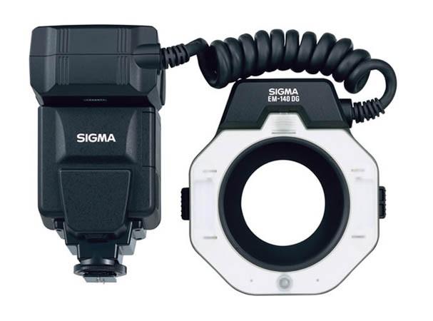 Купить -  Sigma EM-140 DG Ring Light Flash