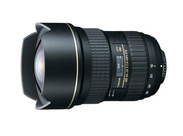 Купить -   Tokina AT-X 16-28mm f/2.8 Full Frame (Canon)