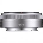 Фото Sony Sony 16mm F2.8 для камер NEX (SEL16F28.AE)