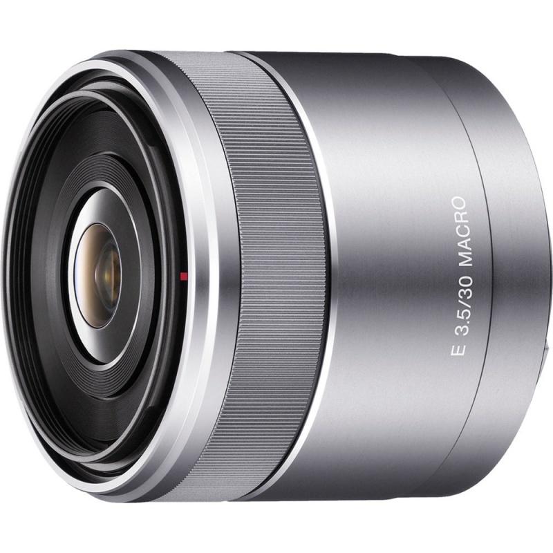 Купить - Sony Sony 30mm f/3.5 Macro для камер NEX (SEL30M35.AE)