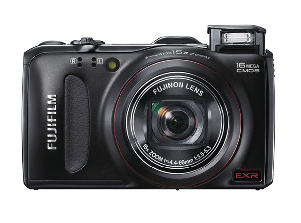 Купить -  Fujifilm  FinePix F550EXR