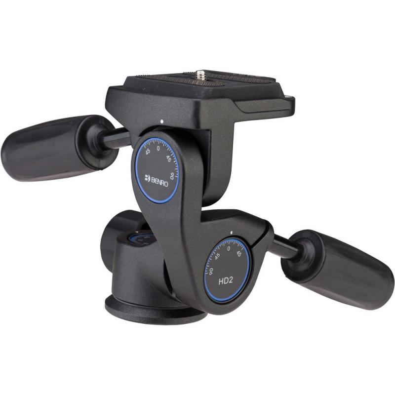 Купить - Benro Головка штативная HD-28 (HD2)