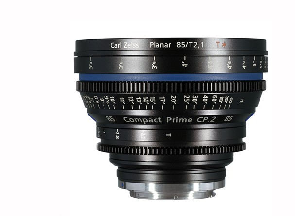 Купить -  Carl Zeiss Compact Prime CP.2 85/T2.1 T* EF mount - объектив для видео с байонетом Canon EF
