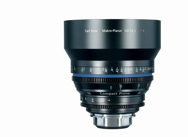 Купить -  Carl Zeiss Compact Prime CP.2 50/T2.1 Makro T* EF mount - объектив для видео с байонетом Canon EF