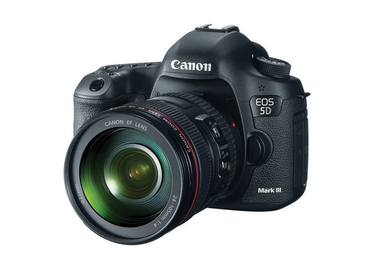 Купить - Canon Canon EOS 5D Mark III kit 24-105mm f/4L IS USM (Официальная гарантия)