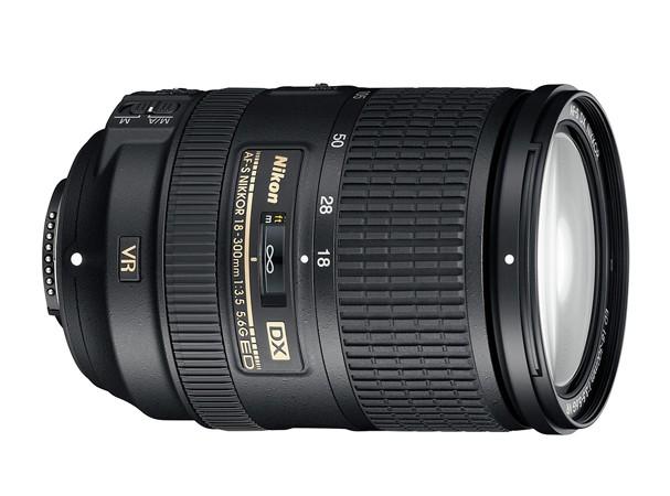 Купить -  Nikon AF-S DX NIKKOR 18-300mm f/3,5-5,6G ED VR