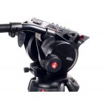 Фото -  Профессиональная видеоголовка 100 мм Manfrotto 509HD