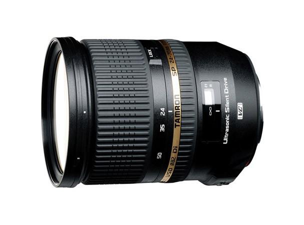 Купить - Tamron Tamron AF SP 24-70mm f/2,8 Di VC USD (для Canon)