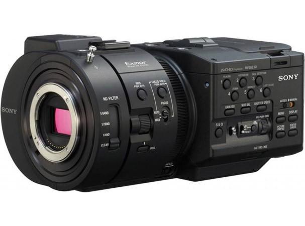 Купить -  Sony NEX-FS700