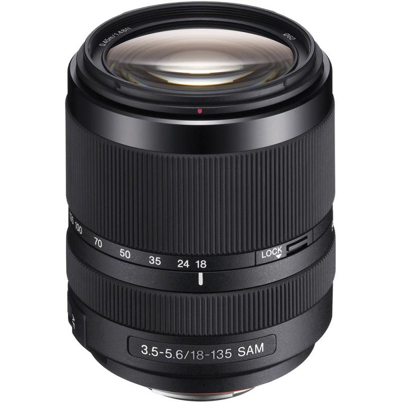 Купить - Sony Sony 18-135mm f/3.5-5.6 DSLR/SLT (SAL18135.AE)