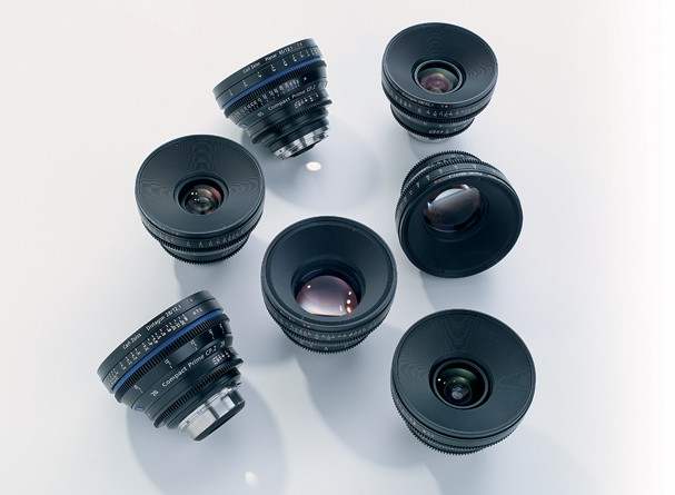 Купить -  Carl Zeiss Compact Prime CP.2 EF/MFT mount 5-Lens Custom Set Advanced - комплект кинообъективов
