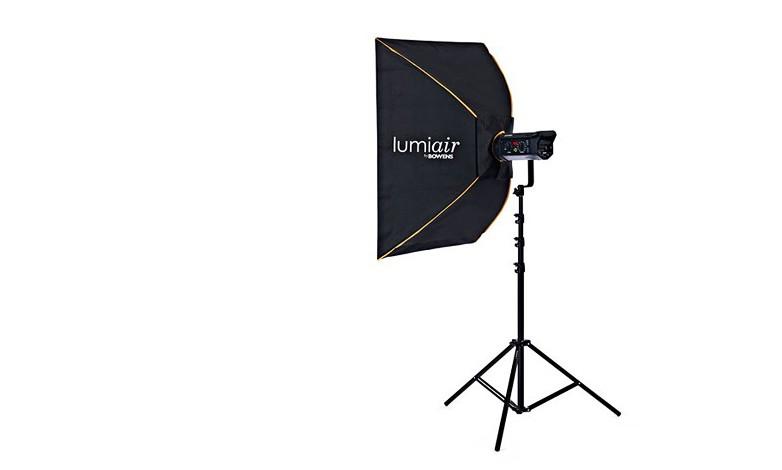 Купить -  Софтбокс прямоугольный BOWENS LUMIAIR SOFTBOX 100X80 в комплекте с адаптером (BW-1505)