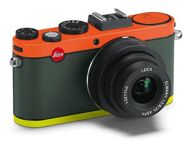 Купить -   Leica X2  Edition Paul Smith