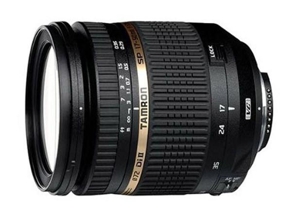 Купить -  Tamron SP AF 17-50mm F/2,8 XR Di II VC LD Asp. (IF) для Nikon