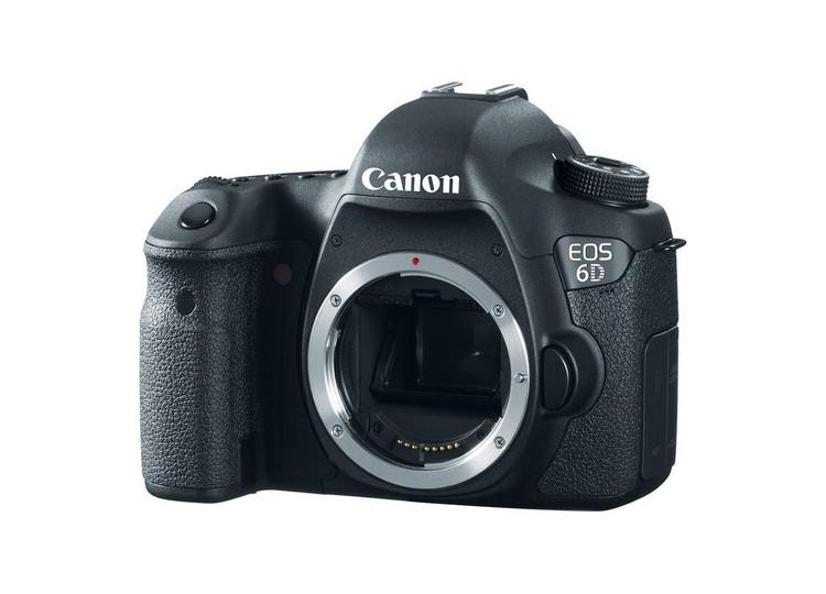 Купить - Canon Canon EOS 6D Body (EU)