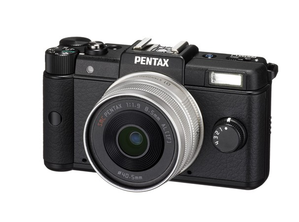 Купить -  Pentax Q + объектив 5-15mm kit Black