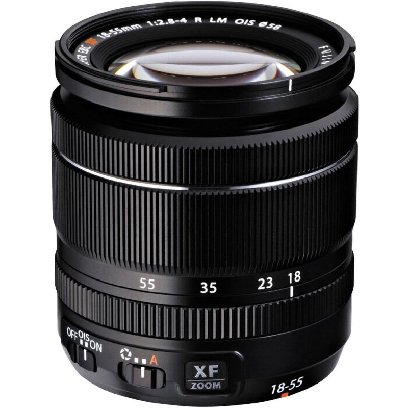 Купить - Fujifilm Fujifilm XF 18-55mm F2.8-4 OIS