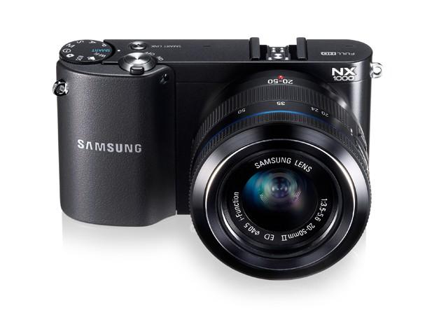 Купить -  Samsung NX1000 + объектив 20-50mm