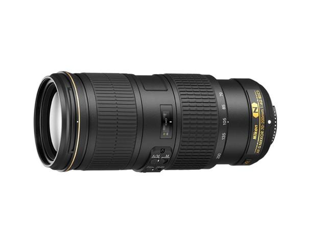 Купить -  Nikon AF-S Nikkor 70-200mm f/4G ED VR