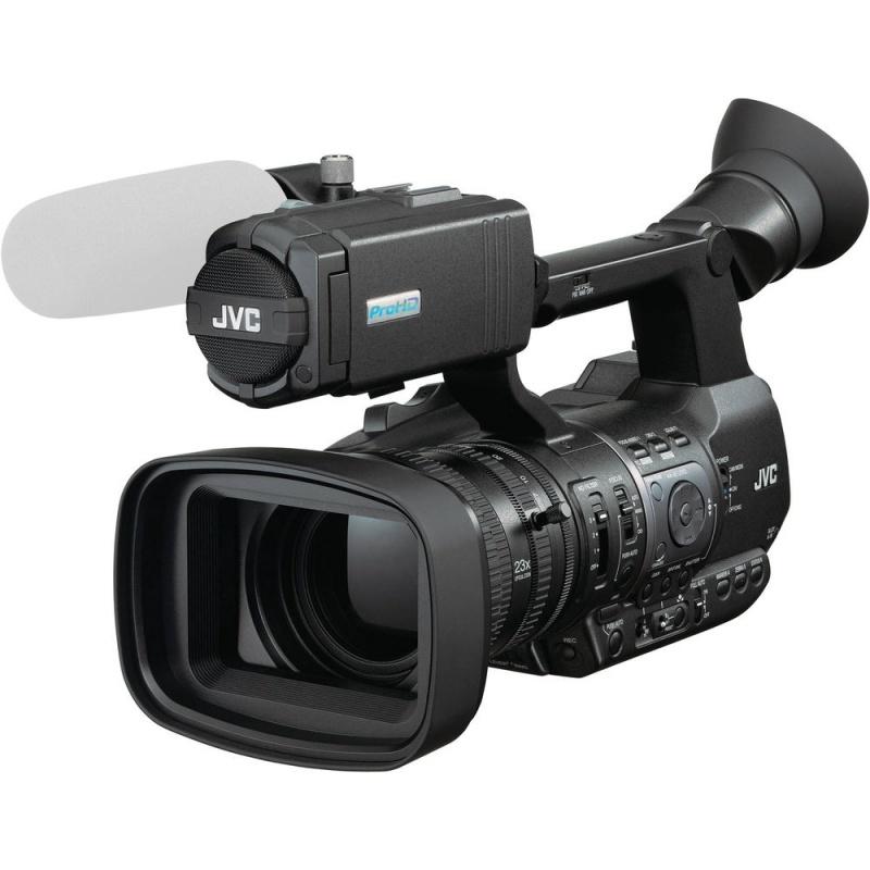 Купить -  JVC GY-HM600
