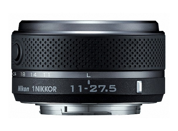 Купить -   Nikon 1NIKKOR 11–27.5mm f/3.5–5.6 Black