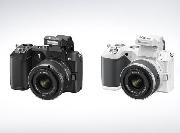Купить - Nikon Nikon 1 V2 kit (10-30 mm VR)