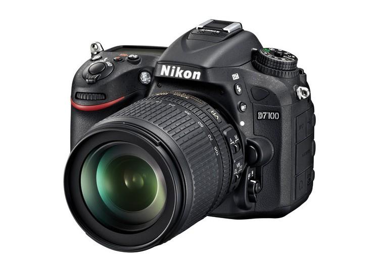 Купить - Nikon Nikon D7100 + объектив 18-105mm f/3.5-5.6G ED VR (Kit) Официальная гарантия !!!