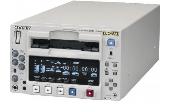 Купить -  Sony DSR-1500AP