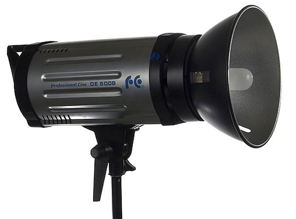 Купить -  Вспышка Falcon TF-600L (600Ws LCD)