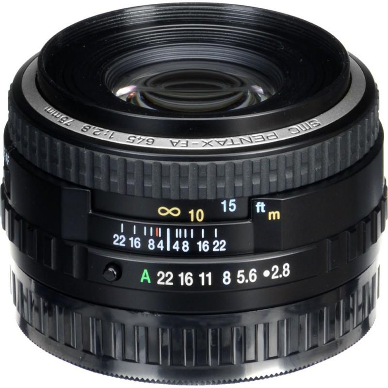 Купить - Pentax Объектив SMC-FA 645 75mm f/2.8 (26121)