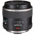 Фото Pentax Объектив SMC D FA 645 55mm f/2.8 AL[IF] SDM AW (26350)