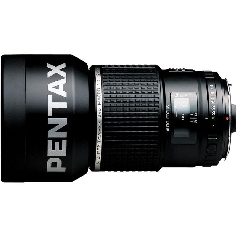 Купить - Pentax Объектив SMC FA 645 120mm f/4 Macro (26735)