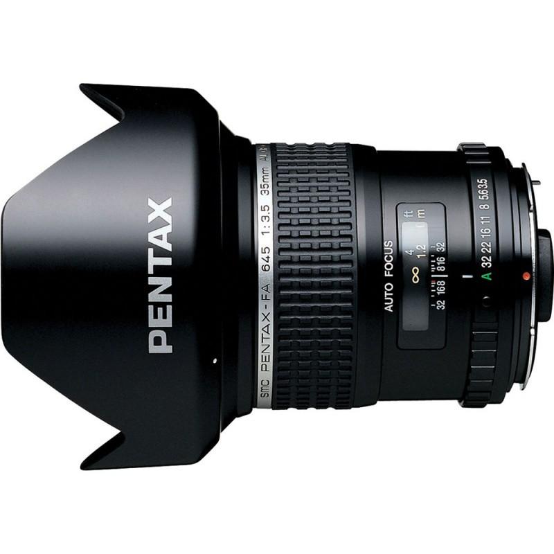 Купить - Pentax Pentax SMC FA 645 35mm f/3.5 AL [IF]