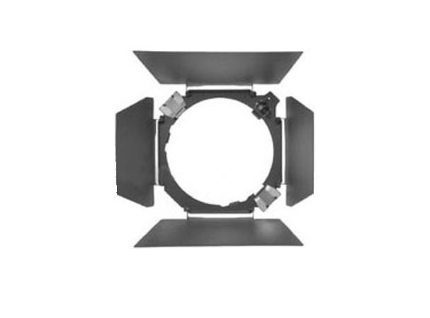 Купить -  Шторки Hensel 4-створчатые с фильтродержателем для 7' (5044)