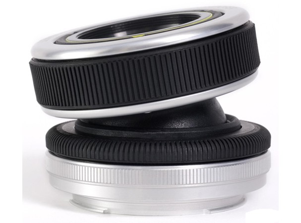 Купить -  Объектив Lensbaby Composer Pro w/Double Glass for Nikon