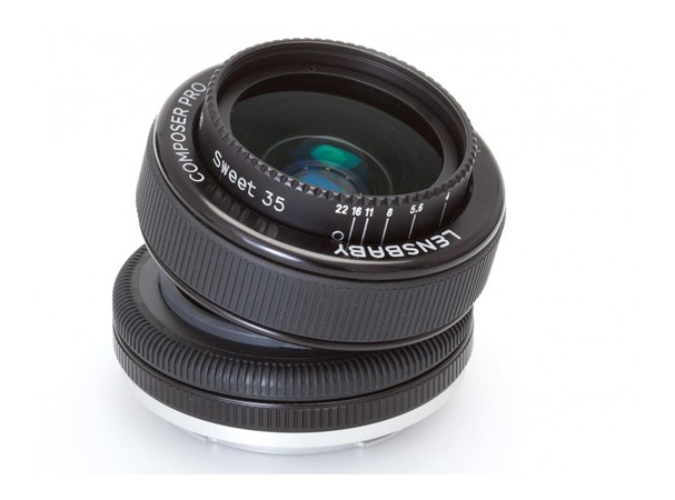 Купить -  Объектив Lensbaby Composer Pro w/Sweet 35 for Pentax