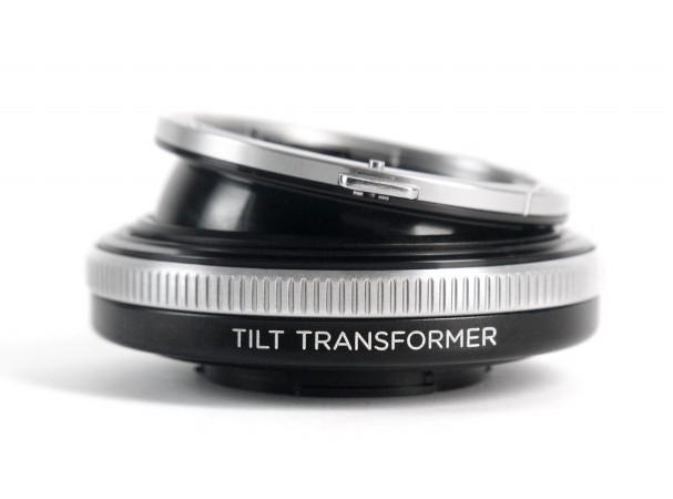 Купить -  Переходник для объективов Lensbaby Tilt Transformer for Sony NEX
