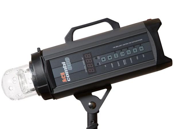 Купить -  HYUNDAE PHOTONICS Студийная вспышка Combi 800 (62124)