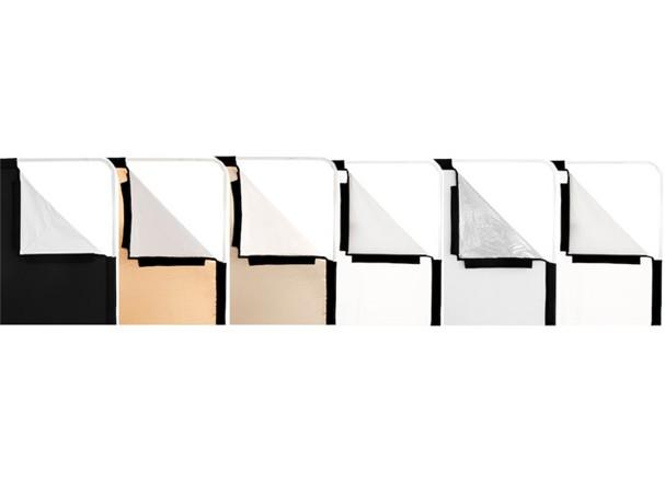 Купить -  LASTOLITE Панель отражающая для Skylite 110x200см Black/White (81221) (63764)