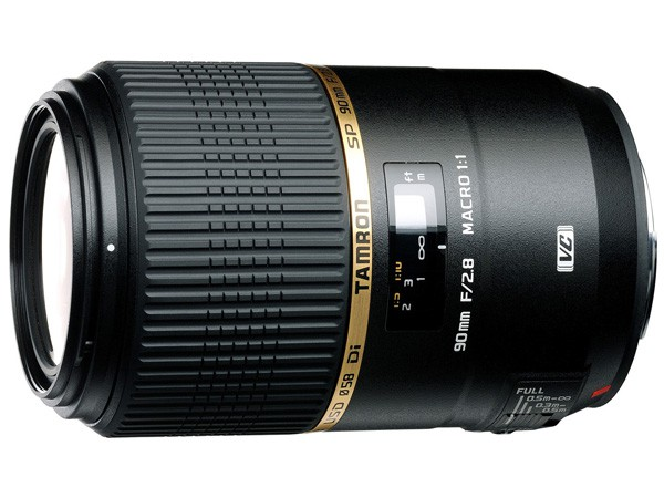 Купить -  Tamron SP 90mm F/2.8 Di VC USD MACRO 1:1