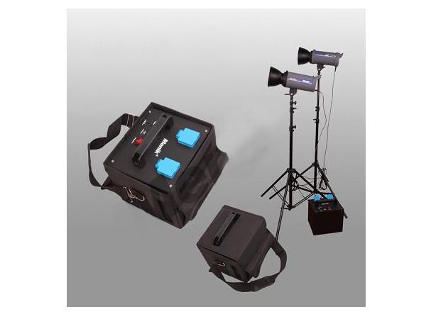 Купить -  Студийный аккумулятор Travel-Pack Menik WF-4
