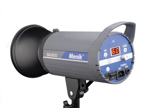 Купить -  Набор аккумулятор и вспышки Menik SQ-400