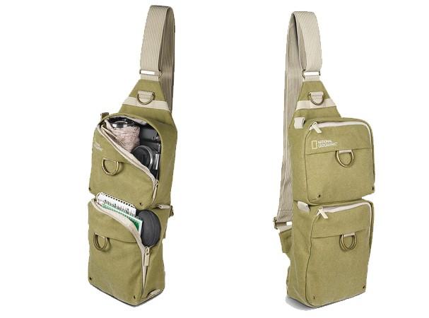 Купить -  Наплечная сумка National Geographic Sling NG 4475 (NG 4475)