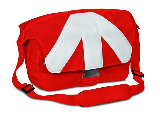 Купить -  Сумка Manfrotto UNICA VII MESSENGER RED STILE (MB SM390-7RW)