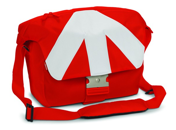 Купить -  Сумка Manfrotto UNICA III MESSENGER RED STILE (MB SM390-3RW)